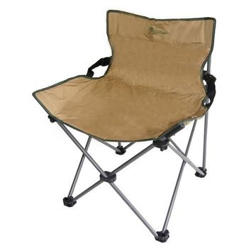 Armless Folding Camping Chair
