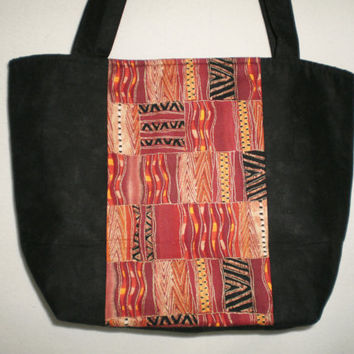 Tote Bag Bible Bag New Handcrafted Travel Tote Knitting Crocheting Crafts Computer African Print Shopping Bag