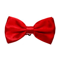 American Red Bow Tie