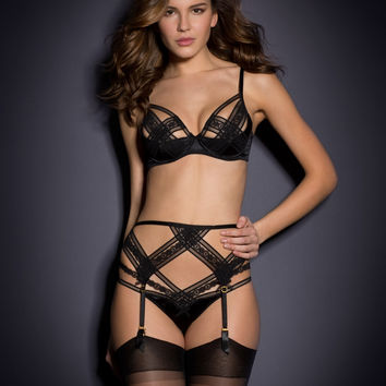 Spring Summer 2014 by Agent Provocateur - Tina Suspender