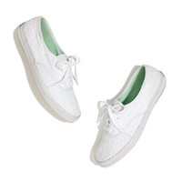 Keds® x Madewell Eyelet Sneakers - shoes & boots - Women's NEW ARRIVALS - Madewell