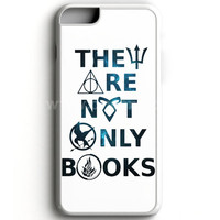 They Are Not Only Books iPhone 7 Case | aneend
