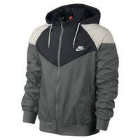 Nike Heritage Windrunner Men's Running Jacket - Dark Base Grey
