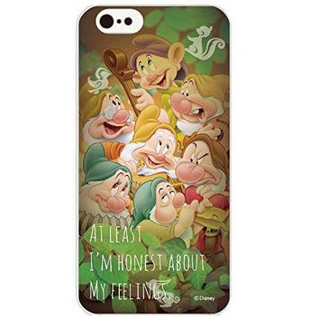 Gourmandise Disney iPhone6s 6 shell jacket Seven Dwarfs DN-324R Japan