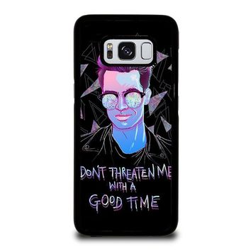 PANIC AT THE DISCO BRENDON URIE Samsung Galaxy S3 S4 S5 S6 S7 S8 Edge Plus Note 3 4 5 8 Case