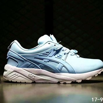 ASICS GEL-KAYANO TRAINER Women Men Running Sport Shoes Sneakers B-SSRS-CJZX Blue