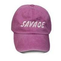 Friday + Saturday Savage Hat