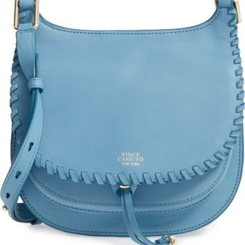 Vince Camuto Small Lidia Leather Crossbody Bag | Nordstrom