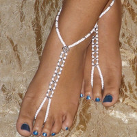 Barefoot sandles Foot jewelry Anklet