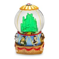 Wizard of Oz Hot Air Balloon 120mm Water Globe