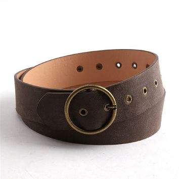 Cruz Belt In Brown