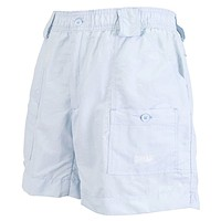 Fishing Shorts in Sky Blue by AFTCO