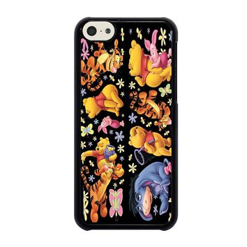 WINNIE THE POOH AND FRIENDS iPhone 5C Case Cover