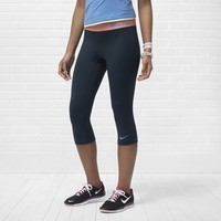 Check it out. I found this Nike Pro Core II Compression Women's Capris at Nike online.