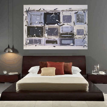 Art Abstract Artwork Wall Acrylic Home Goods Ab
