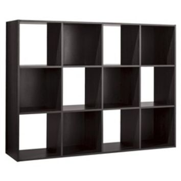 Room Essentials™ 12-Cube Organizer - Espresso