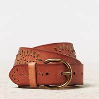 AEO Mixed Metal Stud Belt | American Eagle Outfitters