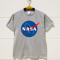 XS S M L XL -- Nasa Tshirts Teen Gift Funny Tumblr Graphic Shirts Tumblr Shirts Women Tshirts Teen Tshirts Men Tshirts Short Sleeve Shirts
