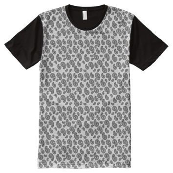 bandana vector All-Over print shirt