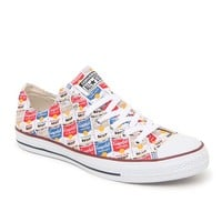 Converse Chuck Taylor All Star Low Warhol Shoes - Mens Shoes - White