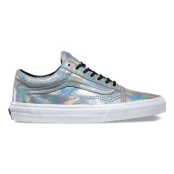 Matte Iridescent Old Skool | Shop at Vans