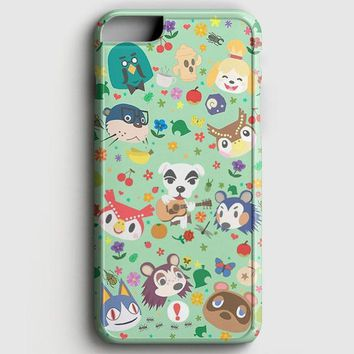 Animal Crossing New Leaf Town Folk iPhone 6 Plus/6S Plus Case