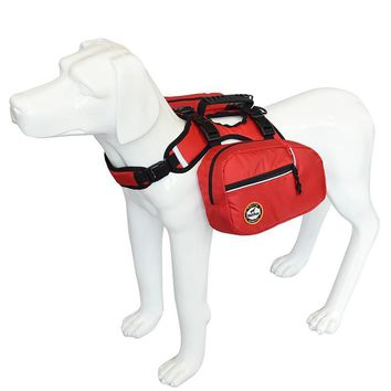 Dog Supplies doggy 2 in 1 Outdoors Harness Or Large Carry BP12003