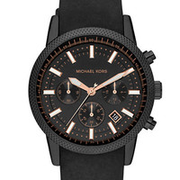 Michael Kors Mens Scout Two-Tone Chronograph Watch