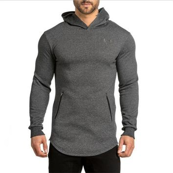 Mens Pure Solid Black Color Hoodie Men Fall Autumn Winter Clothing Male Boys Top Shirt Hoodies And Sweatshirts Mens Clothing