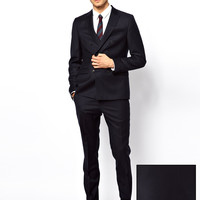ASOS Slim Fit Jacket in Italian Fabric