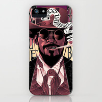 Django Poster iPhone Case by eos vector | Society6