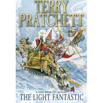 The Light Fantastic By (author) Terry Pratchett