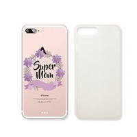 Happy Mother Day Mama Bear Super Mom Slim Iphone 6 6s Case, Clear Iphone Hard Cover Case For Apple Iphone 6 6s Emerishop (VAE513, iphone 6)
