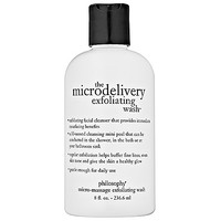 philosophy Microexfoliating Micro-Massage Exfoliating Wash