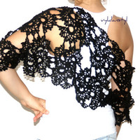 Black Bolero, Attractive,Elegant,  Summer & Spring Fashion, shrug