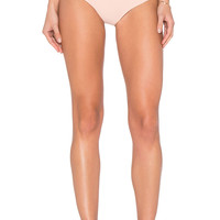 Salt Swimwear Tatiana Bikini Bottom in Blush