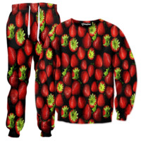 Strawberry Tracksuit