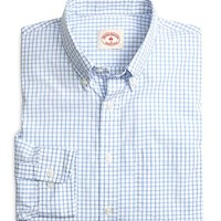 Gingham Sport Shirt - Brooks Brothers