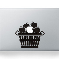 Apples  ---  Mac Decal Macbook Decals Macbook Stickers Vinyl decal for Apple Macbook Pro/Air iPad