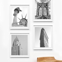 Art Poster, New York City, Home Decor Ideas, Unframed