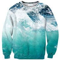 Ocean Wave Sweater