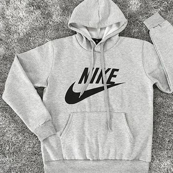 Nike Fashion Print Hoodie Top Sweater Sweatshirt Coat