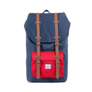 Herschel Supply Co. Little America Backpack Navy/Red