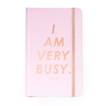 I am Very Busy Planner*