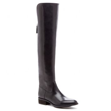 Sole Society Andie Leather Riding Boot