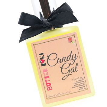 CANDY GAL Fragrance Oil Based Perfume 1oz