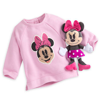 Minnie Mouse Pink Gift Set for Baby | Disney Store