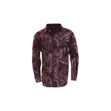 Cape Back Long Sleeve Shirt Realtree Xtra Camo 2Xlarge