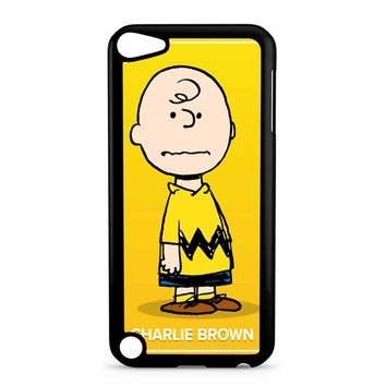 Charlie Brown 1 iPod Touch 5 Case