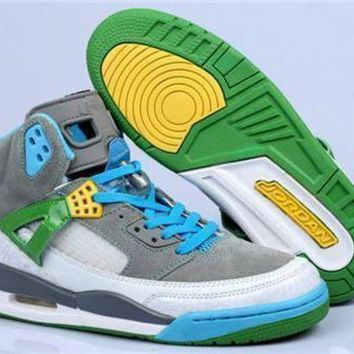 Cheap Air Jordan 3.5 Spizike Suede Men Shoes Easter